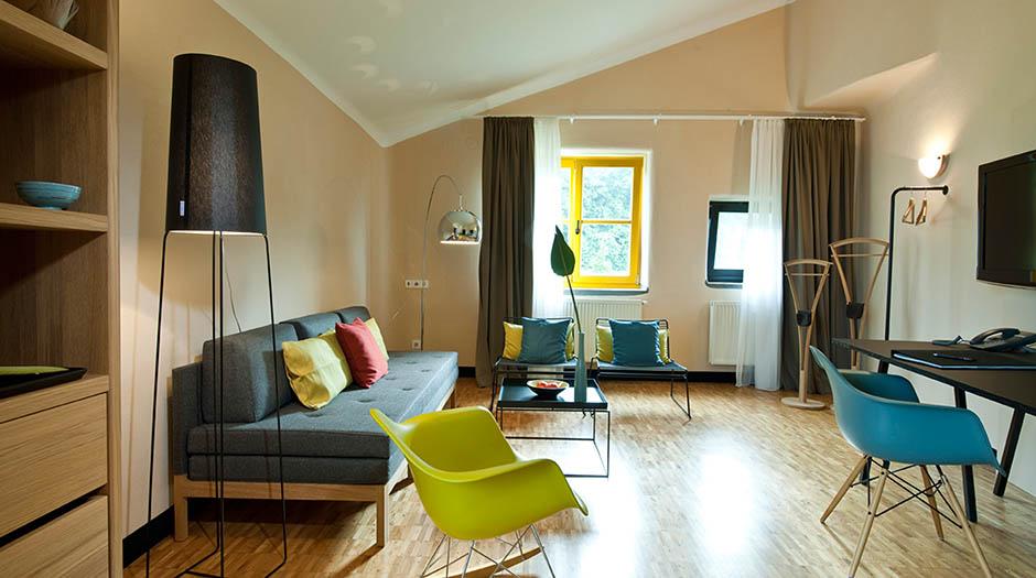 Attraktiv Steinhaus Suite